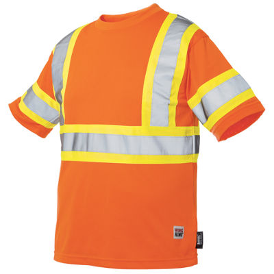 Work King®  Arm Band Tee Big