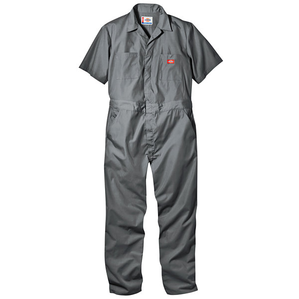 Dickies® Poplin Workwear Coveralls - Big & Tall