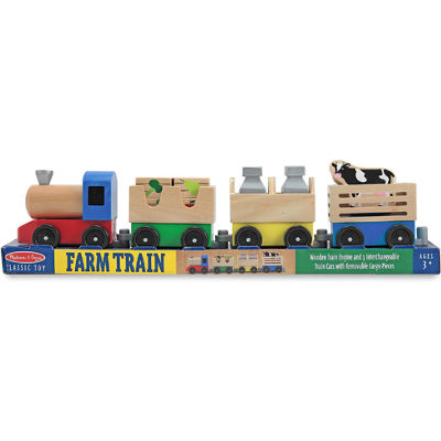 Melissa & Doug® Farm Train