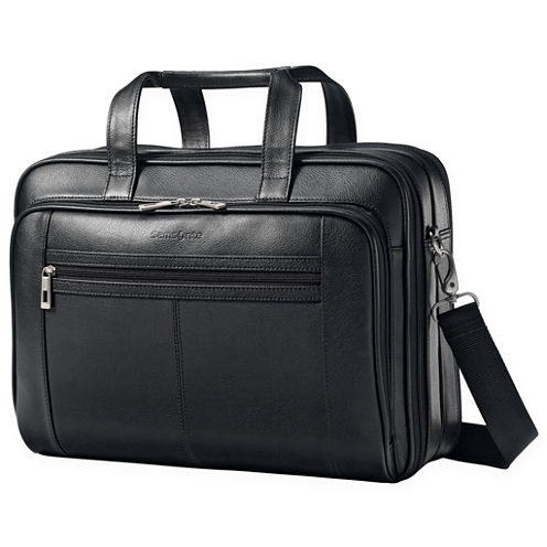 Samsonite® Leather Business Case