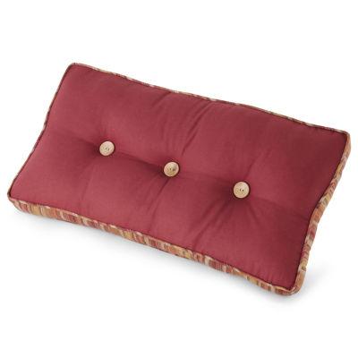 "Retro Chic 24"" Oblong Decorative Pillow"