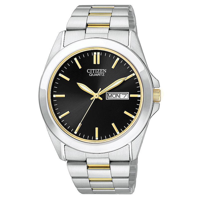 Citizen Mens Two-tone Watch BF0584-56E