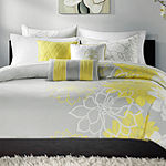 Lola Floral 6-pc. Duvet Cover Set