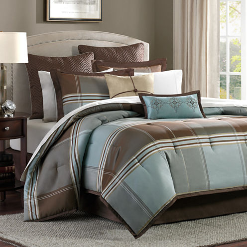 Davenport 8-pc. Comforter Set