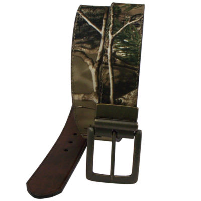 Realtree® Men's Camo Reversible Belt