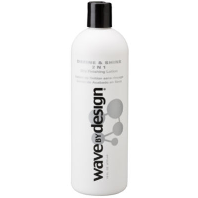 Design Essentials® 2 N 1 Dry Finishing Lotion 8oz