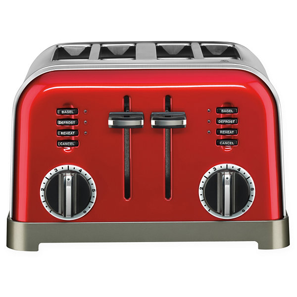 Cuisinart 4 Slice Toaster CPT 180 CPT 180 JCPenney