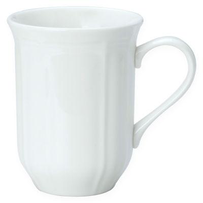 Mikasa® Antique White Set of 4 Porcelain Mugs