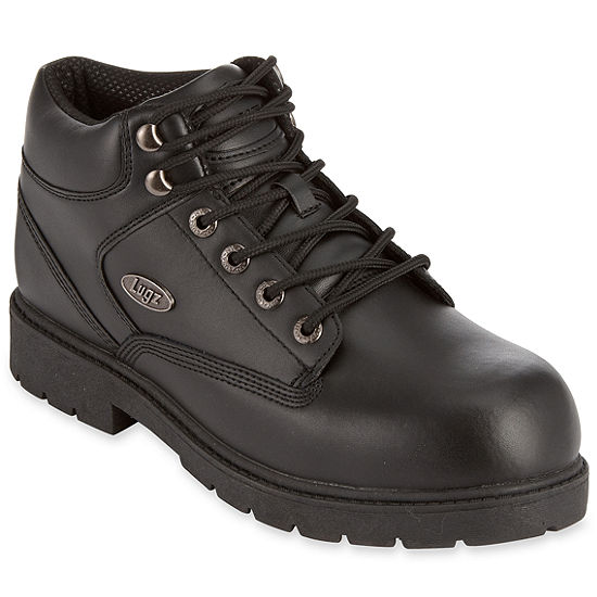 Lugz Mens Lace Up Work Boots Lace-up