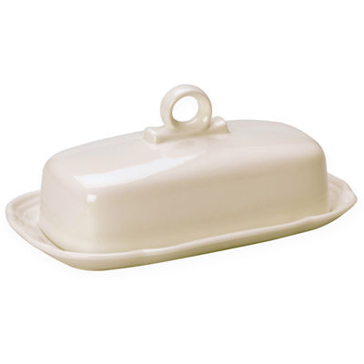 Mikasa® French Countryside Butter Dish