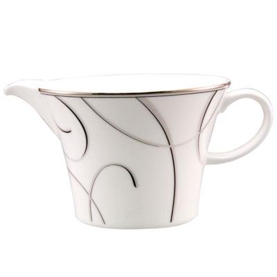 Nikko® Elegant Swirl China Creamer