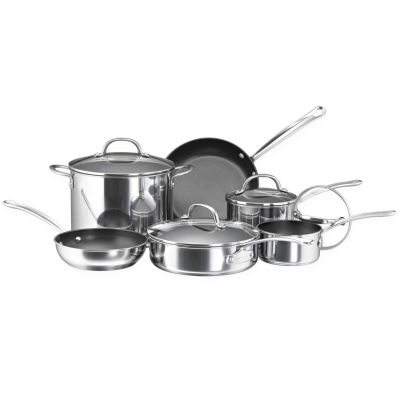 Farberware® Millennium 10-pc. Nonstick Cookware Set