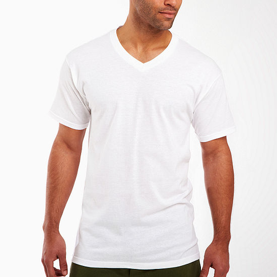 Clearance Online Ebay Mens V-Neck-Tee T-Shirt Fruit Of The Loom Cheapest Price Cheap Online Cheap Release Dates In China Cheap Price Discount 7W89DQudeF