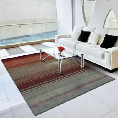 Nourison® Fall Reflection Rectangular Rug