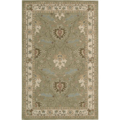 Nourison® Athena Wool Rectangular Rugs