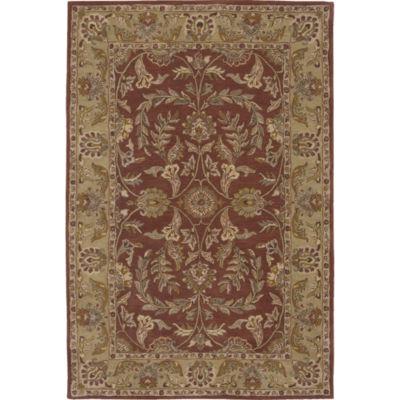 Nourison® Dover Wool Rectangular Rugs