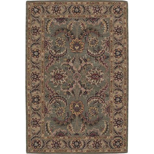 Nourison® Raleigh Wool Rectangular Rug
