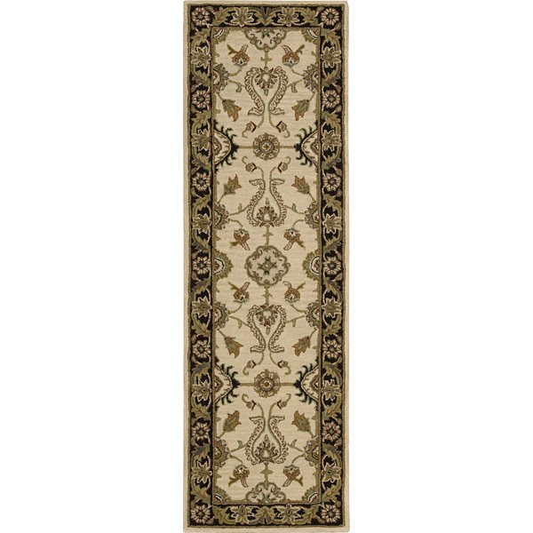 Nourison® Stanton Wool Rectangular Rugs