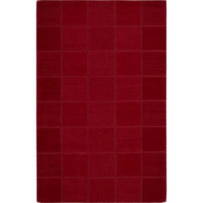 Nourison® Hopscotch Wool Rectangular Rug