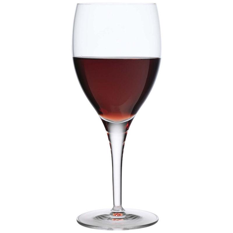 Michelangelo Collection By Luigi Bormioli Set of 4 Break-Resistant Wine Glasses