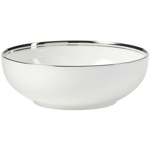 Mikasa® Gothic Platinum Bone China Fruit Bowl