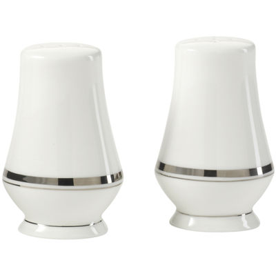 Mikasa® Gothic Platinum Salt and Pepper Shakers