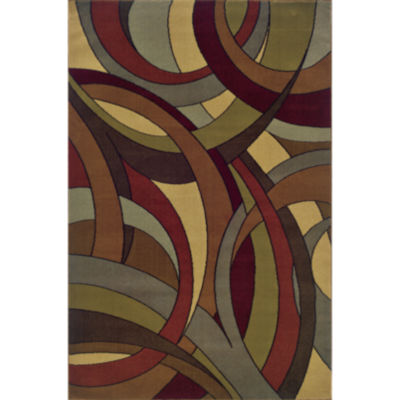 Covington Home Jax Rectangular Rug
