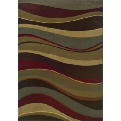 Covington Home Nero Rectangular Rug