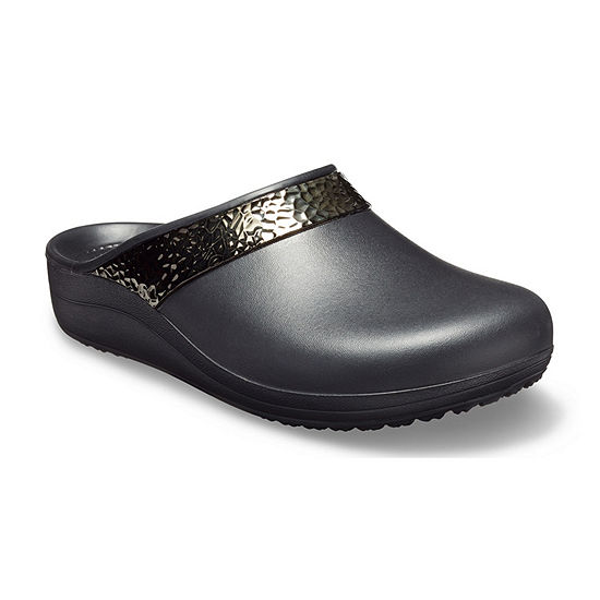 Crocs Womens Clogs Slip-on Round Toe