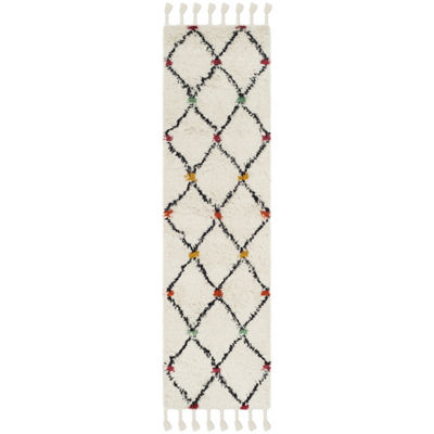 Safavieh Casablanca Collection Dimas Geometric Runner Rug