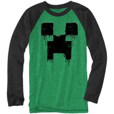 Minecraft Graphic T-Shirt Boys