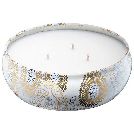 VOLUSPA Nissho-Soleil Decorative Tin Candle
