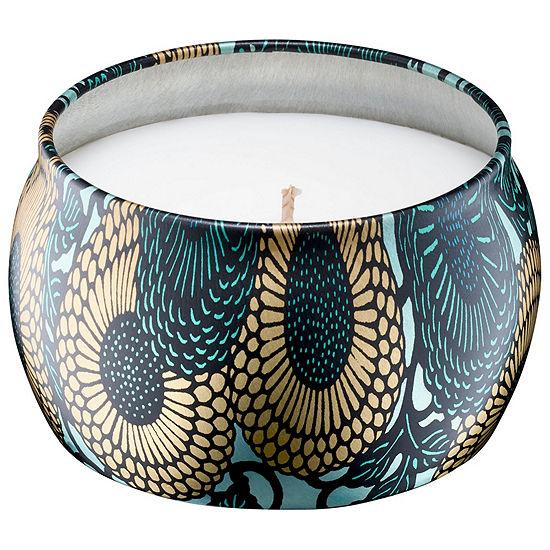 VOLUSPA French Cade & Lavender Mini Decorative Tin Candle