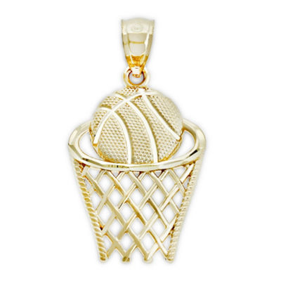 Womens 14K Gold Pendant
