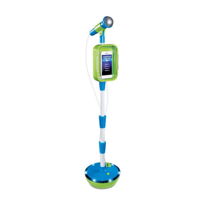Discovery Kids Toy Microphone with Stand