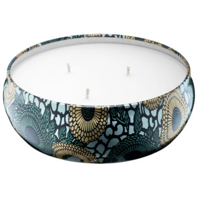 VOLUSPA French Cade & Lavender Decorative Tin Candle