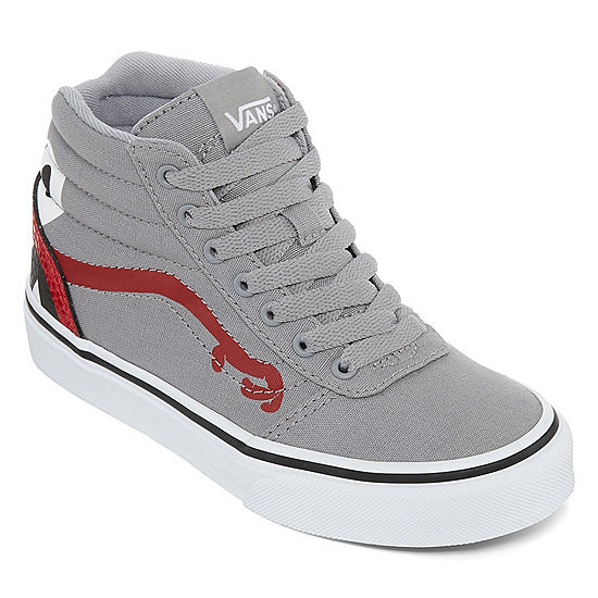 d5fab27042ae Vans Ward Boys Skate Shoes JCPenney