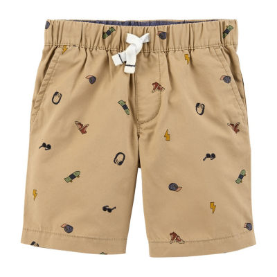 Carter's Pull-On Shorts- Toddler Boy
