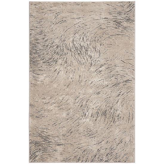Safavieh Meadow Collection Clodagh Abstract Runner Rug