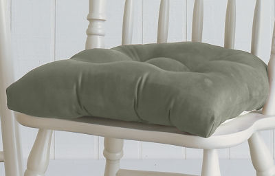 Klear Vu Microsuede Gripper® Sensations Jumbo Chair Cushion