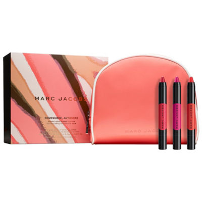 Marc Jacobs Beauty Somewhere, Anywhere - Le Marc Liquid Lip Crayon Collection