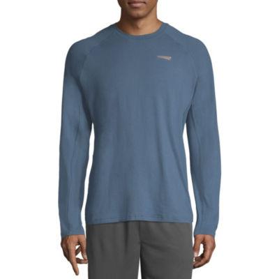 Copper Fit Mens Crew Neck Long Sleeve T-Shirt