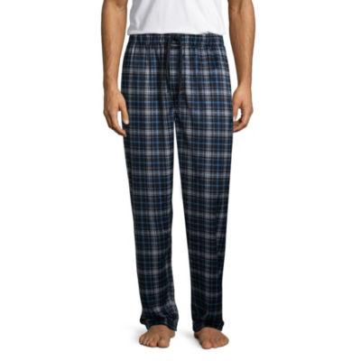 Van Heusen Mens Tall Fleece Pajama Pants