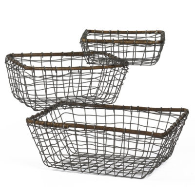 Denmark Down To Earth Fruit Basket