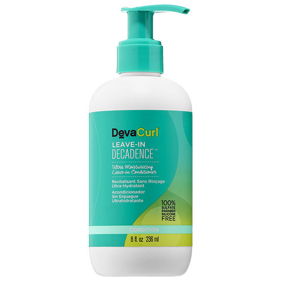 Devacurl Leave In Decadence Ultra Moisturizing Leave In Conditioner