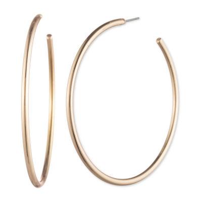 Chaps 45mm Hoop Earrings