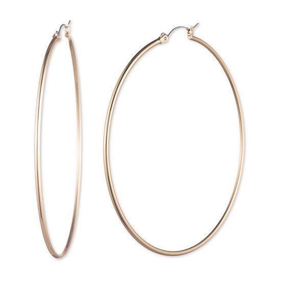 Chaps 68.1mm Hoop Earrings