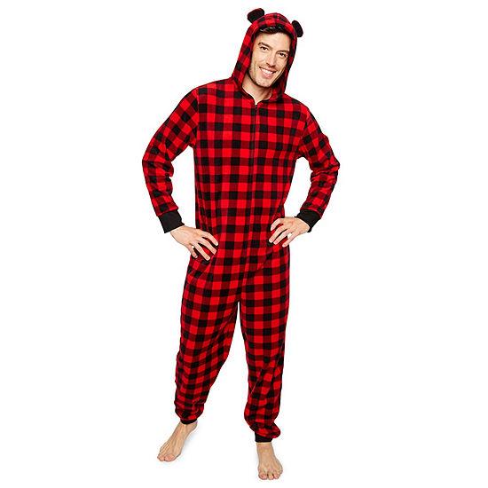 North Pole Trading Co. Family Sleep Fleece One Piece Pajama