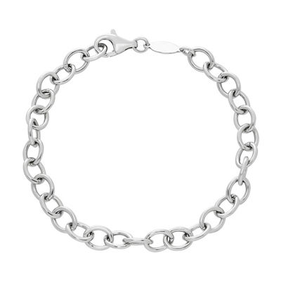 Ps Personal Style PS Personal Style Sterling Silver Charm Bracelet