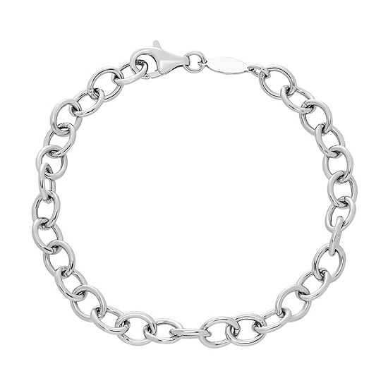 Jcpenney Charm Bracelet: Ps Personal Style Womens Sterling Silver Charm Bracelet